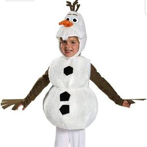 Other - NWOT Little Kids Frozen Olaf Costume